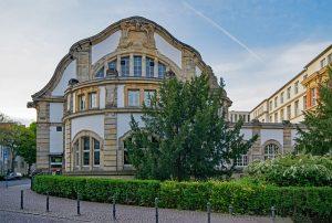 universidad en Alemania