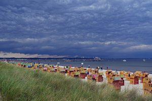 Mar Báltico en Alemania