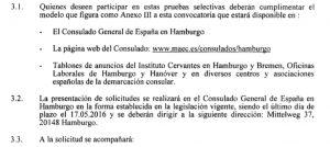 Apartado 3 Consulado Hamburgo 2016