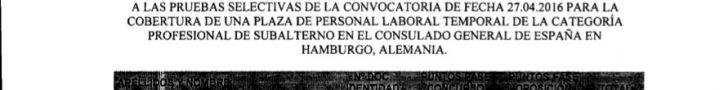 Puntuaciones Consulado HH Abril2016