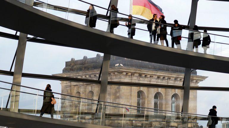30 aniversario del Tag de Deutschen Einheit